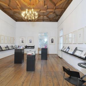 Literaturhaus Saal