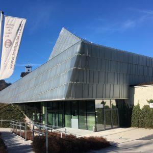 Gemeindezentrum Rif-Taxach, SalzSpiele, Hallein, Salzburg, Rif