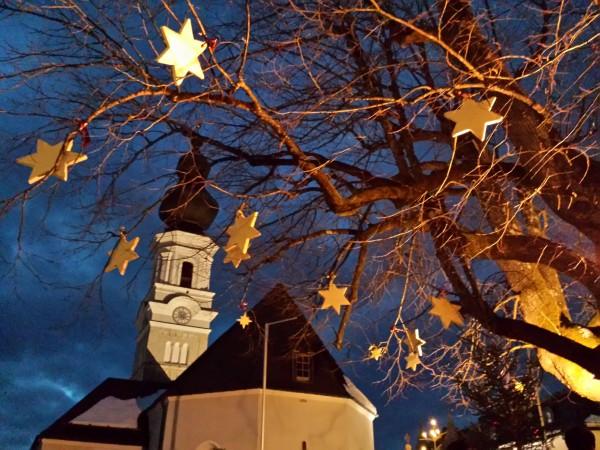 Advent unter der Linde - Gemeinde Faistenau