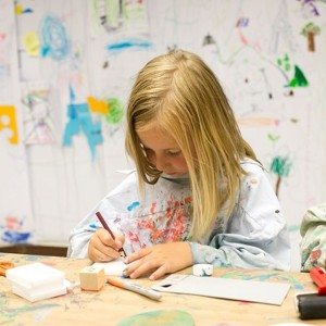 Museum der Moderne, Kinderprogramm, Kinderworkshops, Kinder Atelier, Rupertinum, Salzburg, 2017, (c)wildbild