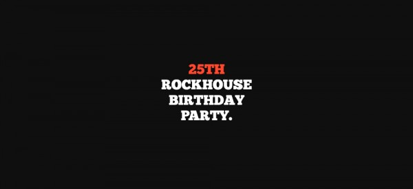 25th Rockhouse Birthday (c) Rockhouse Salzburg
