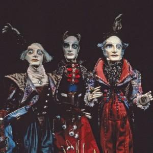 Marionetten Theater Salzburg - Hoffmanns Erzählungen